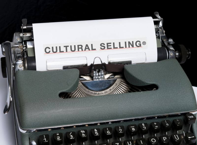 CULTURAL SELLING